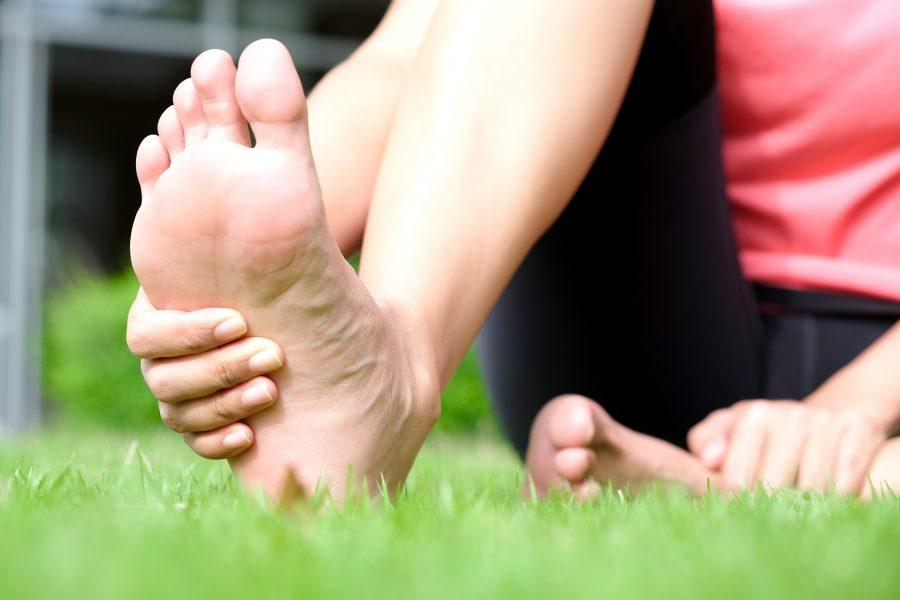 Get rid of Foot pain