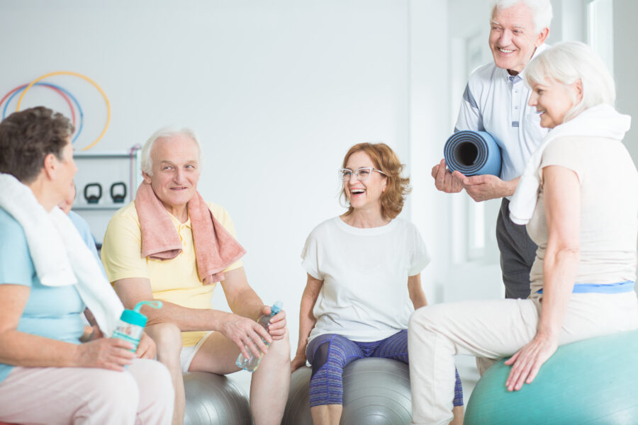 Exercise is fun with Health and Exercise Matters