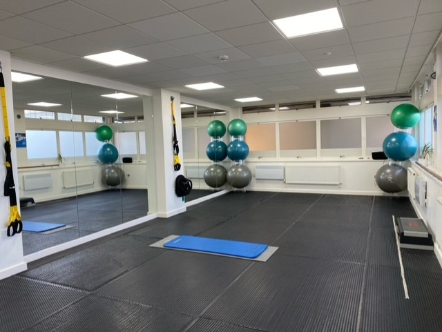 Studio at Health and Exercise Matters