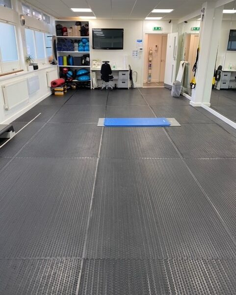 Studio 3 at Health and Exercise Matters